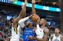 Utah Jazz vs Oklahoma City Recap: Jazz's defense shuts down OK3