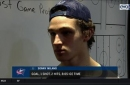 Young gun Sonny Milano is happy to get back on the score sheet for the Columbus Blue Jackets