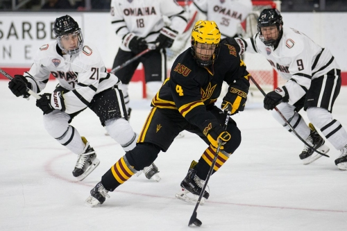 ASU Hockey: Sun Devils drop opener but leave Omaha with a glimmer of hope