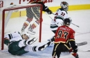 Suter helps rally Wild to 4-2 win over Flames (Oct 21, 2017)