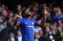 Michy Batshuayi vs. Watford: Heroic goals, heroic words, heroic tweets