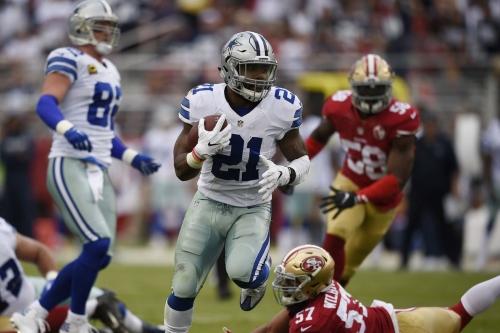 Cowboys News: Big game by Ezekiel Elliott will be 49ers' downfall