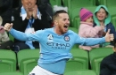 Ross McCormack is off the mark! The Melbourne City manager isn't too surprised, though...