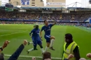 WATCH: César Azpilicueta's winning goal and celebrations from the Matthew Harding Lower