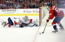 Reimer stops 41 as Panthers end skid with 4-1 win over Capitals
