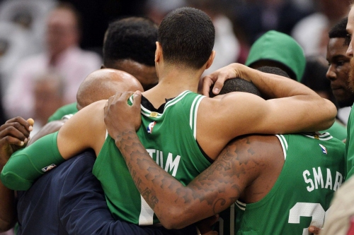 Rational discussion on what the Hayward injury means to the 2017-18 Celtics - podcast