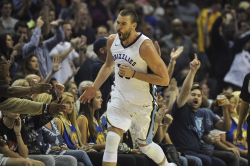 Report Card: Gasol Shines as Memphis upsets Golden State 111-101