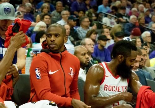 Trending stories: Chris Paul injury, Lonzo Ball, Jameer Nelson and more