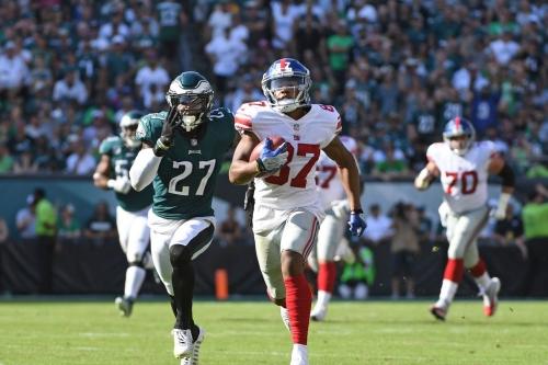 Giants vs. Seahawks injury update: Fluker, Shepard expected to play