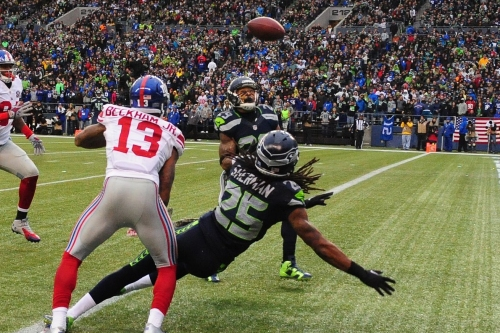 Century Links 10/22: Seahawks Take On the Giants in NY