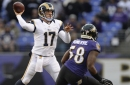 Case Keenum is no stranger to facing the Ravens