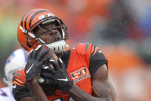 A.J. Green is on pace for elusive NFL first-team All-Pro selection