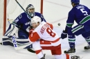 GAME PREVIEW: Vancouver Canucks @ Detroit Red Wings - Oct. 22/17