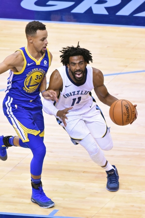 Grizzlies 111, Warriors 101: Five Thoughts