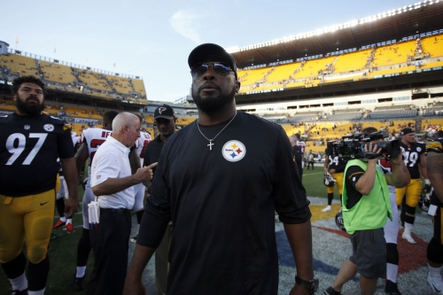 With a win vs. the Bengals, the Steelers would do something they haven't done since 2008