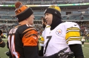 NFL Week 7 2017: Early Afternoon/Bengals pre-game