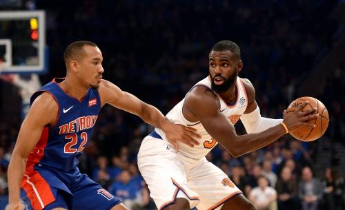 Knicks' big-ticket item off to a rocky start