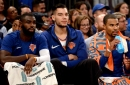 Knicks' rebuild already stalling as benched building block stews