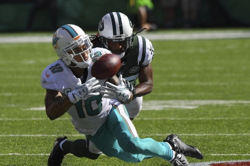 New York Jets @ Miami Dolphins Live Thread & Game Information
