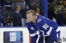Steven Stamkos and Tampa Bay Lightning achieve milestones in victory over Pittsburgh