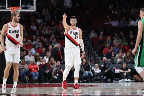 Sporting News: The Future is Bright for Jusuf Nurkic