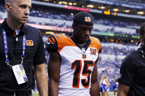 Bengals at Steelers inactives: John Ross, Adam Jones out for Week 7