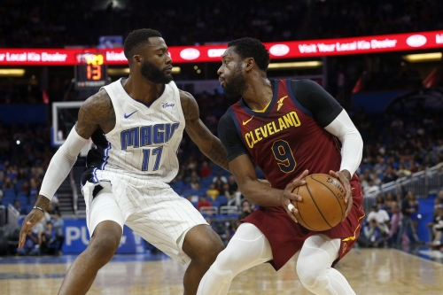 Dwyane Wade is still searching for his role with the Cavaliers