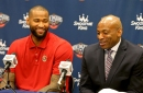New Orleans Pelicans are a small forward away from being considered a super team