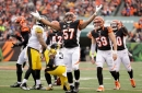 NFL Week 7 2017: Bengals at Steelers First Half