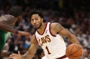 """Derrick Rose says his ankle injury is """"nothing too serious"""""""