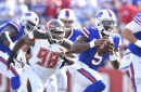 Buffalo Bills 30, Tampa Bay Buccaneers 27: Buffalo wins a squeaker