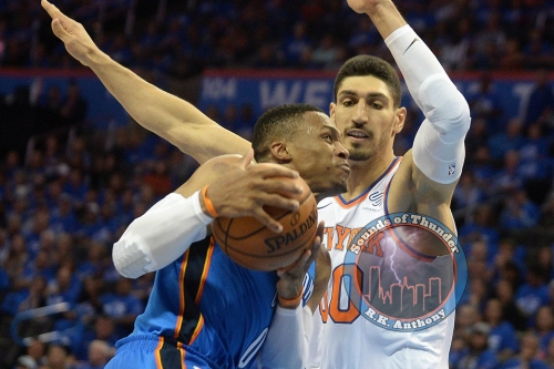 Sounds of Thunder: Russell Westbrook, Calling on the MVP