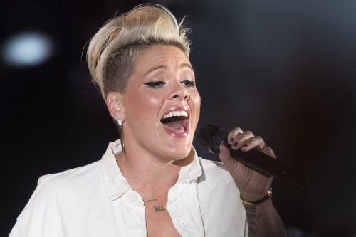 Pink, Harry Styles impress at CBS Radio's annual We Can Survive breast cancer concert
