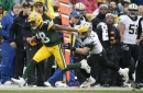 Saints recover late to topple Packers 26-17