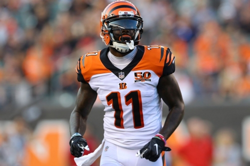 Brandon LaFell and Bengals have odd TD celebration after scoring vs Steelers
