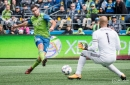 Sounders clinch first round bye with 3-0 win over Rapids