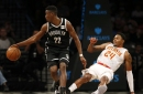 LISTEN UP! Nets talk sharp-shooting Crabbe, chemistry in backcourt and more