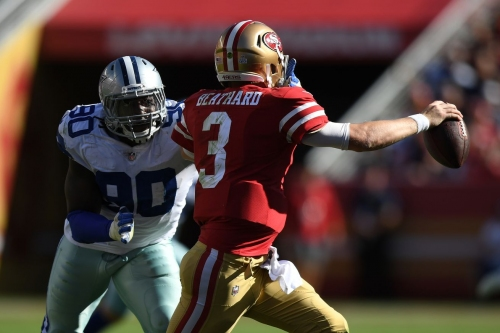 Six winners and three losers from the Cowboys domination of the 49ers