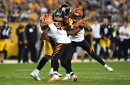 Vontaze Burfict unable to escape game with Steelers and not having questionable play
