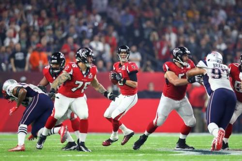Falcons vs. Patriots Sunday Night Football open thread and key info