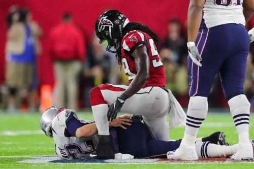 Sunday Night Football: Atlanta Falcons @ New England Patriots Live Thread & Game Information
