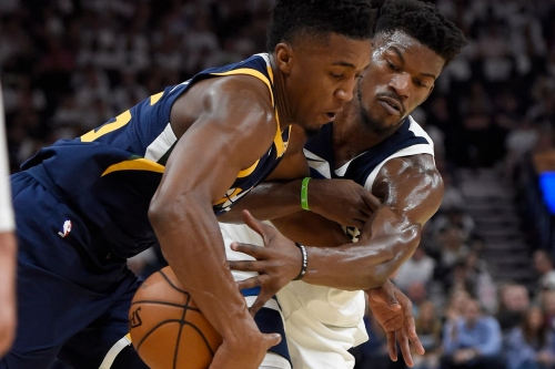 Jimmy Butler told authorities not to allow Ricky Rubio in Timberwolves locker room