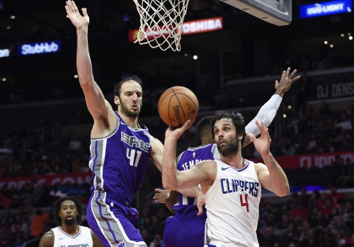 Clippers must pay luxury tax if they replace injured Milos Teodosic
