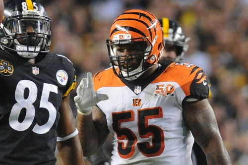 Vontaze Burfict incident with Roosevelt Nix could earn him another punishment from NFL