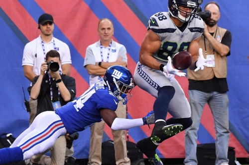 Cigar Thoughts, Game 6: Seahawks get hit in junk, throttle Giants anyway