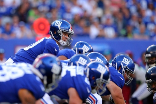 Nine things we learned in the Giants' 24-7 loss to Seattle