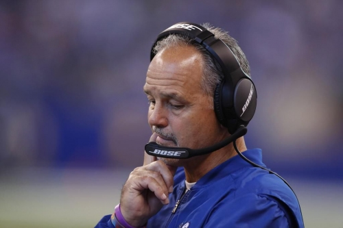 Way We Hear It: Indianapolis Colts' Chuck Pagano in serious trouble after shutout