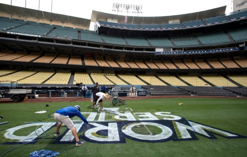 Play It Forward Oct. 23-29: Dodgers, Astros know how to turn up the heat