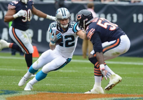 Chicago Bears defense delivers grown-up performance in win over Panthers