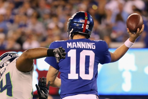 Post-game quotebook: Giants react after 24-7 loss to Seattle